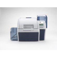 Zebra Z82-E0AC0000EM00 ZXP Series 8 Double Sided Card Printer with Contact Station, Enclosure Lock