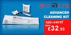 Evolis Advanced Cleaning Kitfor just £32.50