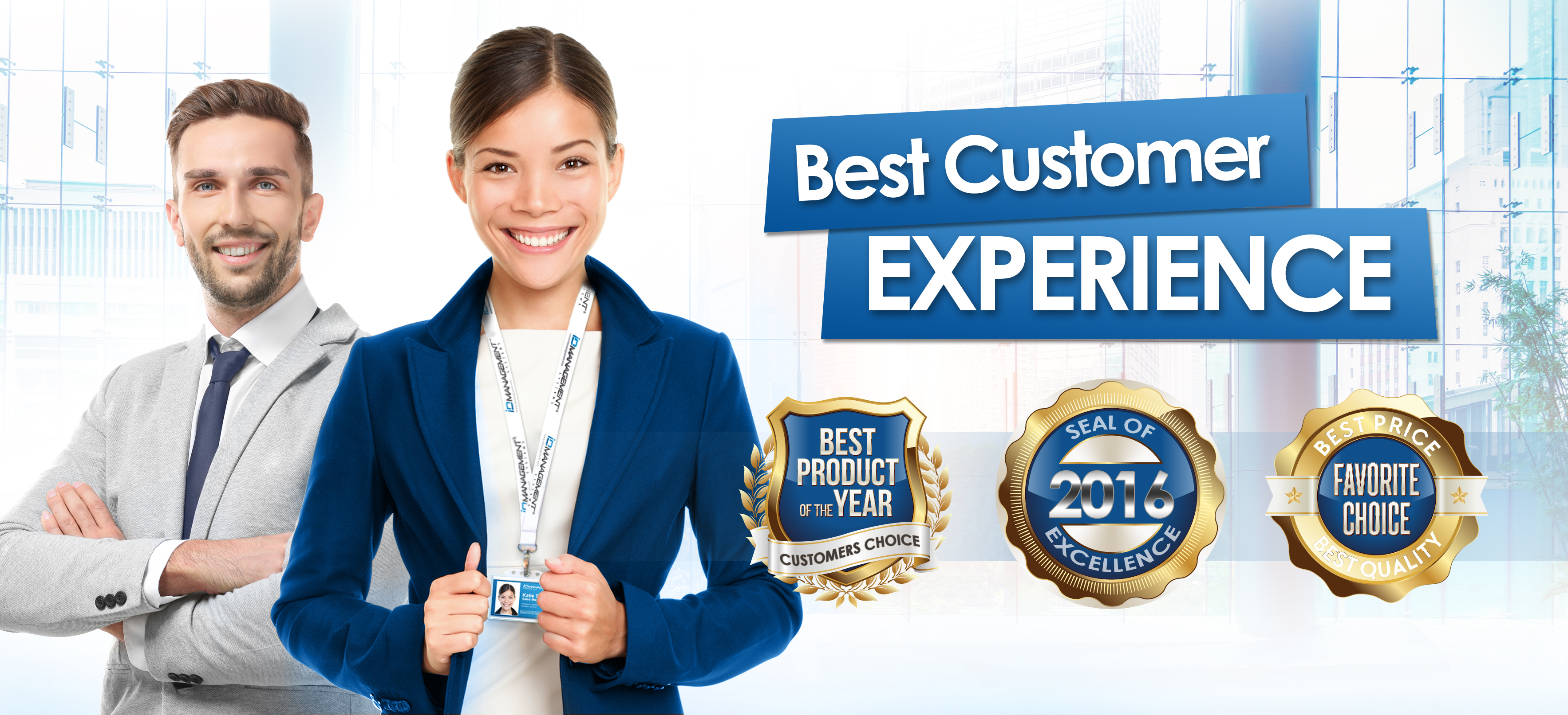 best customer experience