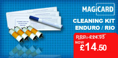 Magicard Cleaning Kit for Enduro and Rio Models at just £14.50