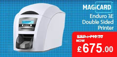 Magicard Enduro 3E Double Sided ID Card Printer