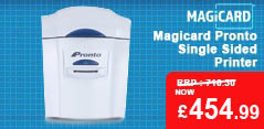 Magicard Pronto Single Sided ID Card Printer